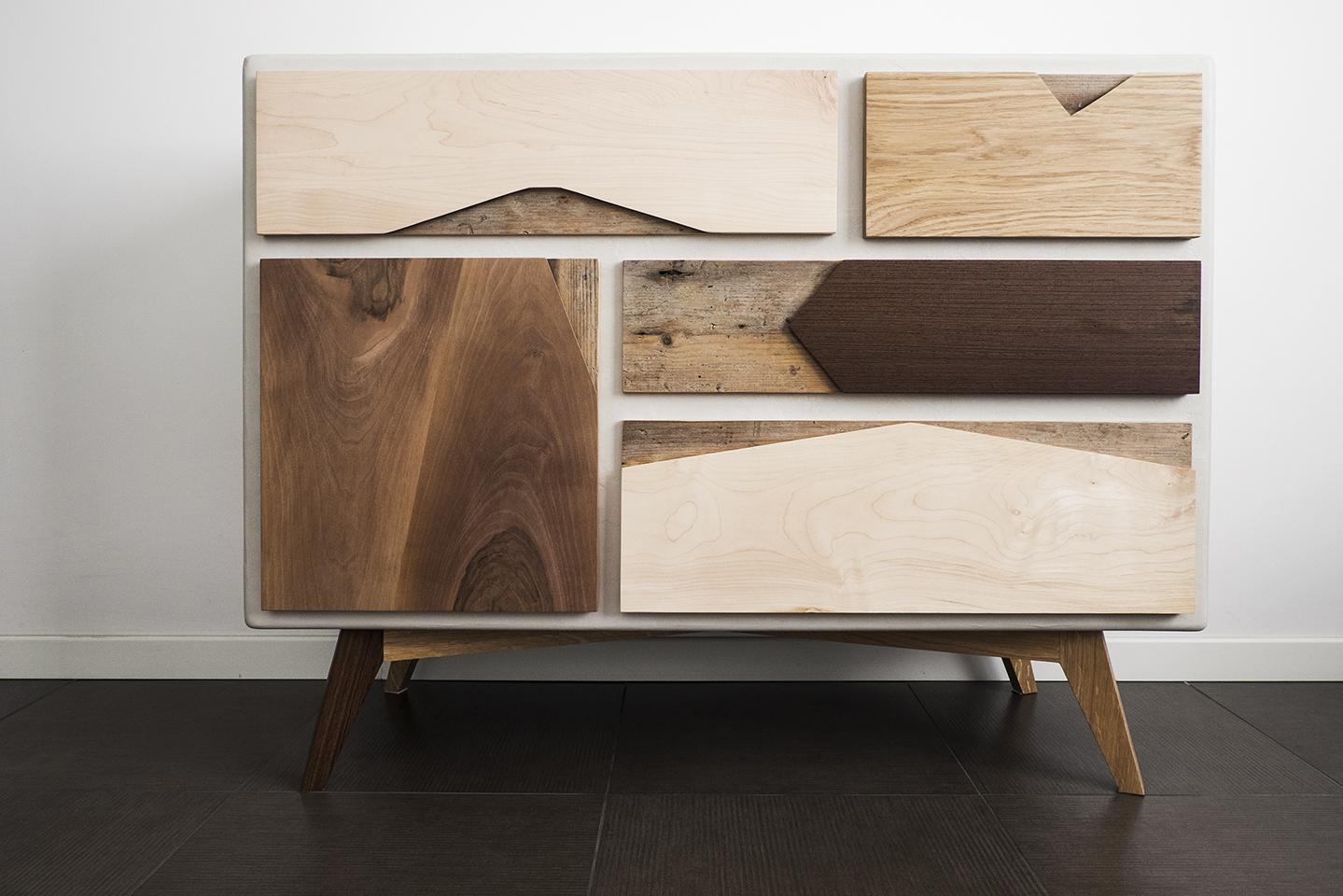 Come nasce un mobili di design artigianale e su misura