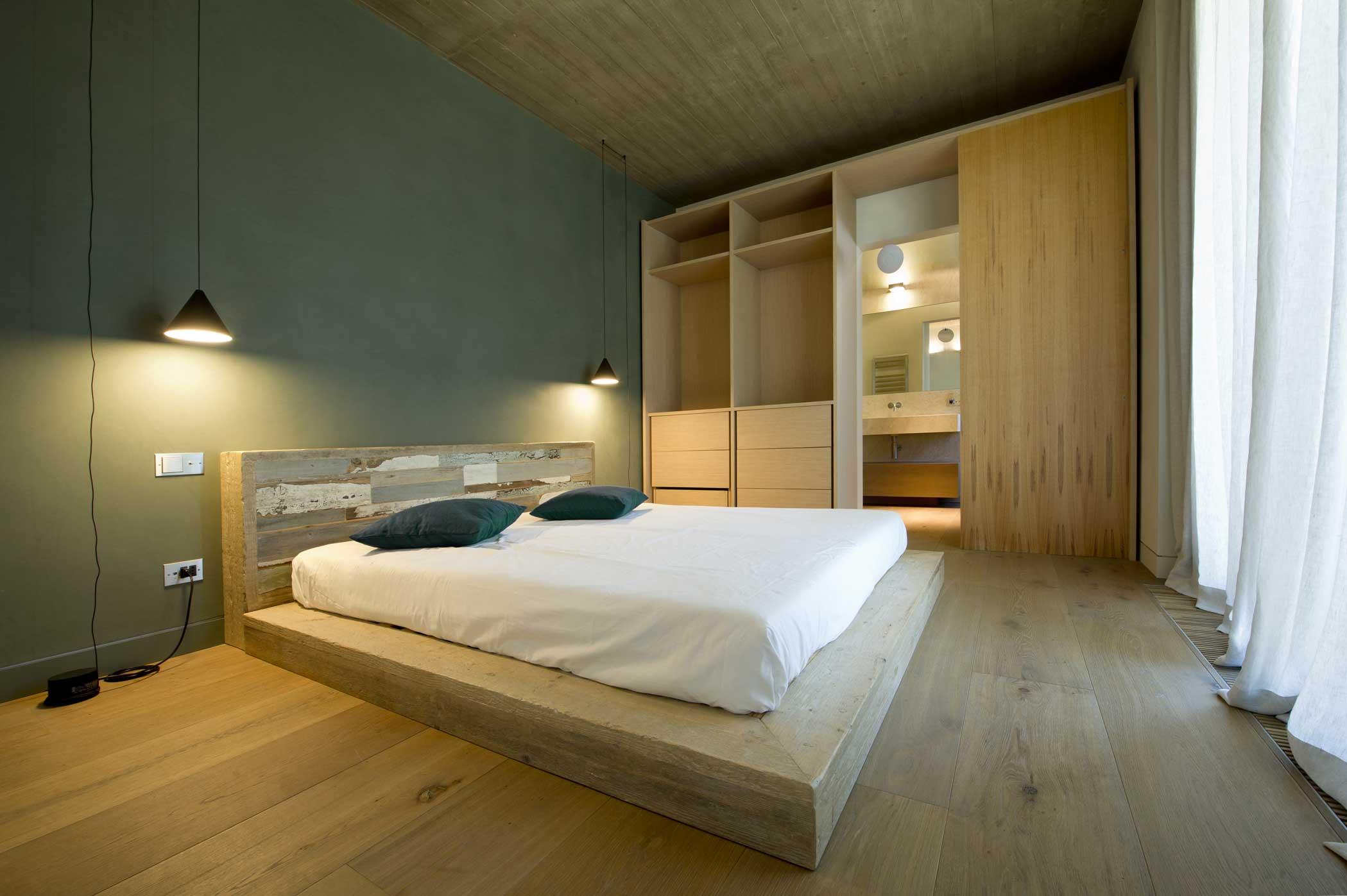 Strutture Letto In Legno Massello : Limitless base splendido nuovo stile country in legno massello