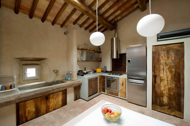 Mobili per cucina fatti a mano