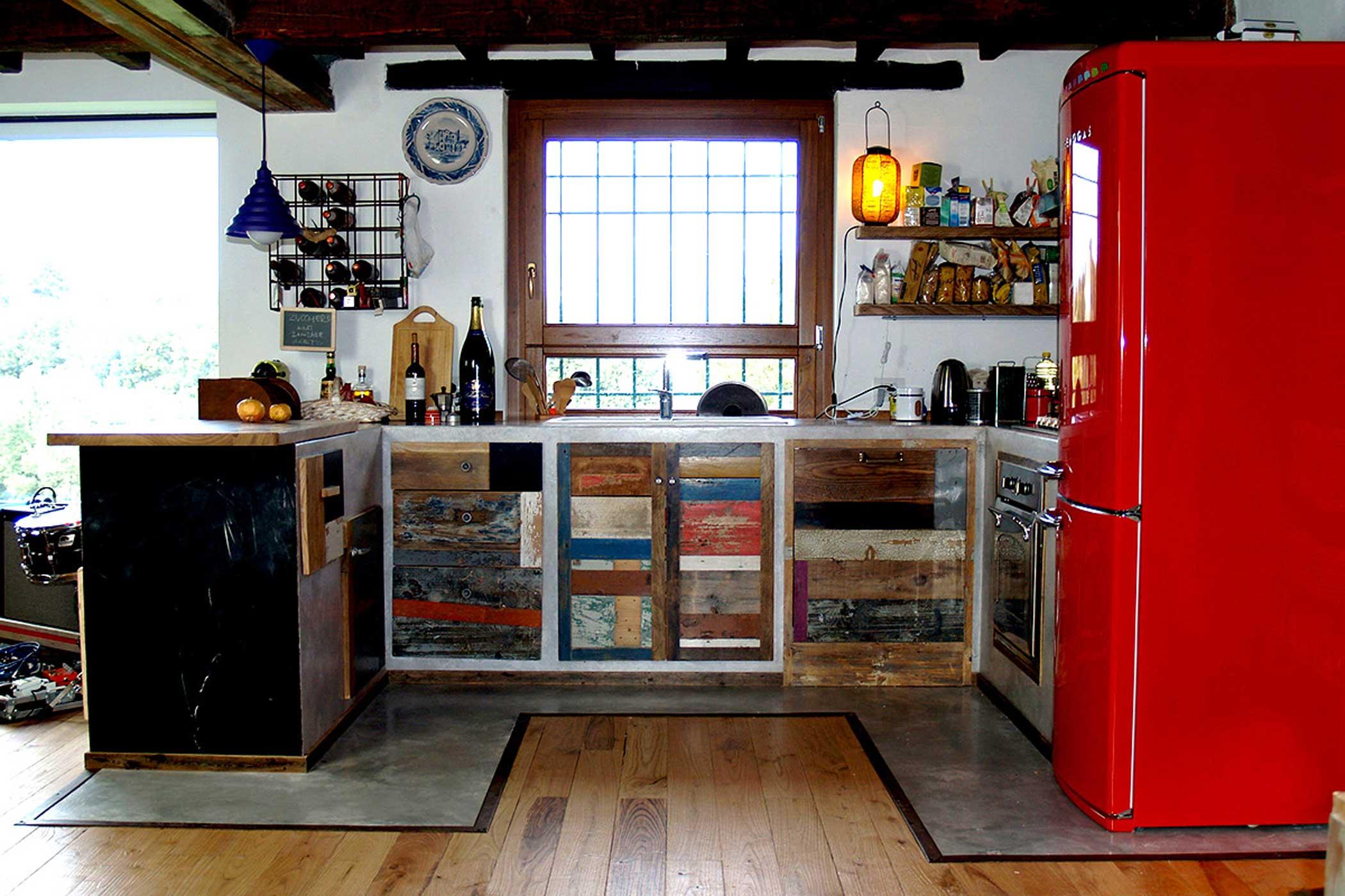 Progetta la tua cucina artigianale su misura laquercia21 - Realizza la tua cucina ...