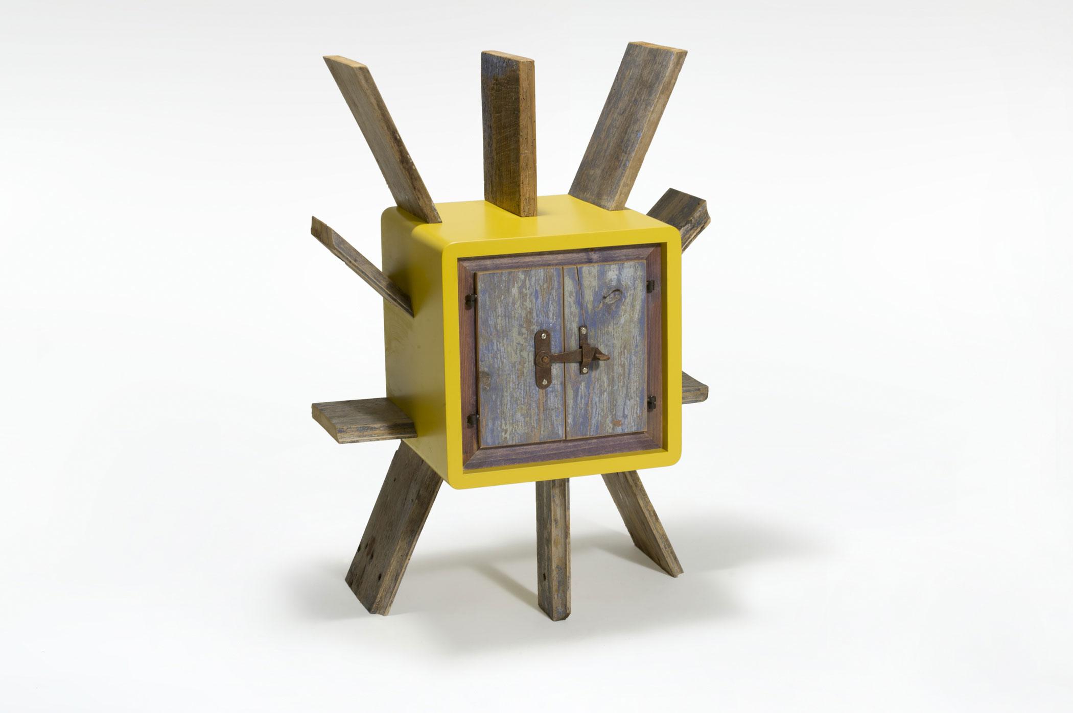 mobile artigianale in legno