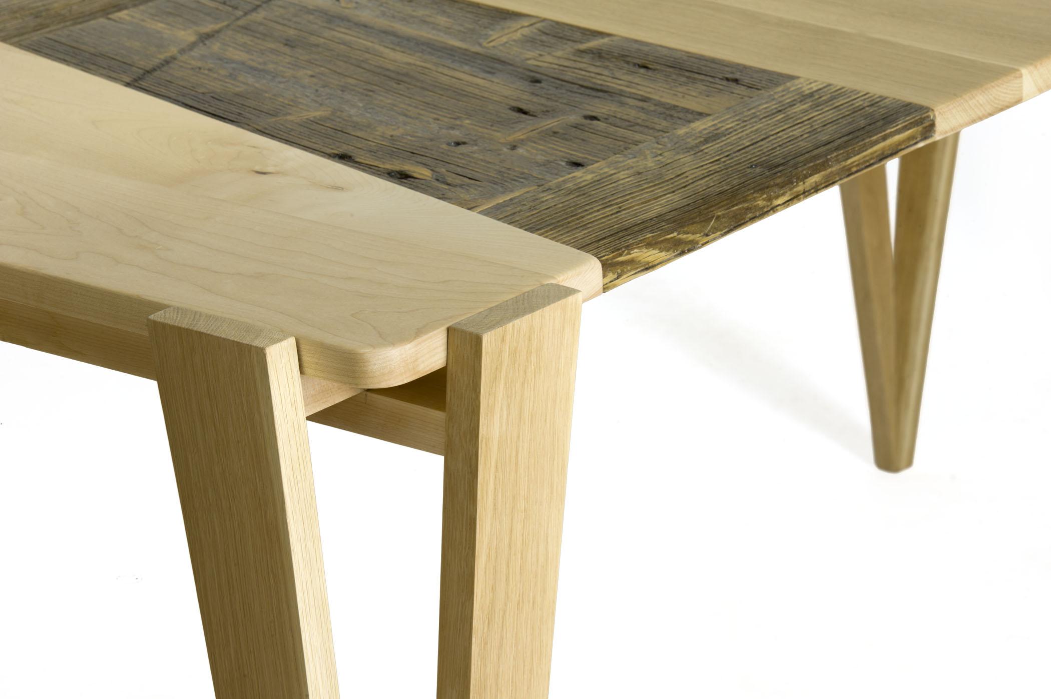 Il legno massello: tra il tavolo contemporaneo | Laquercia21