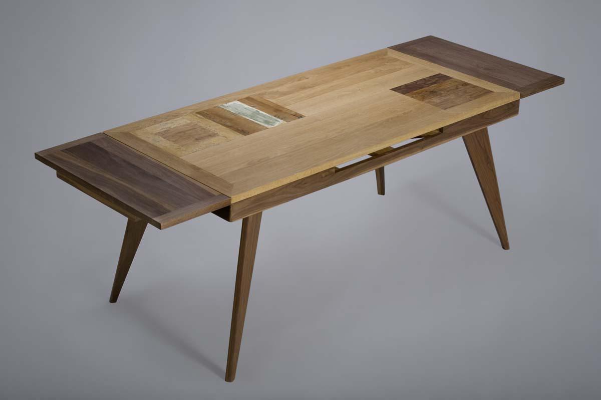 Tavoli In Legno Massello Di Design Contemporaneo Laquercia21