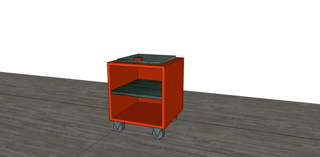 Progettazione 3D per mobili su misura artigianali