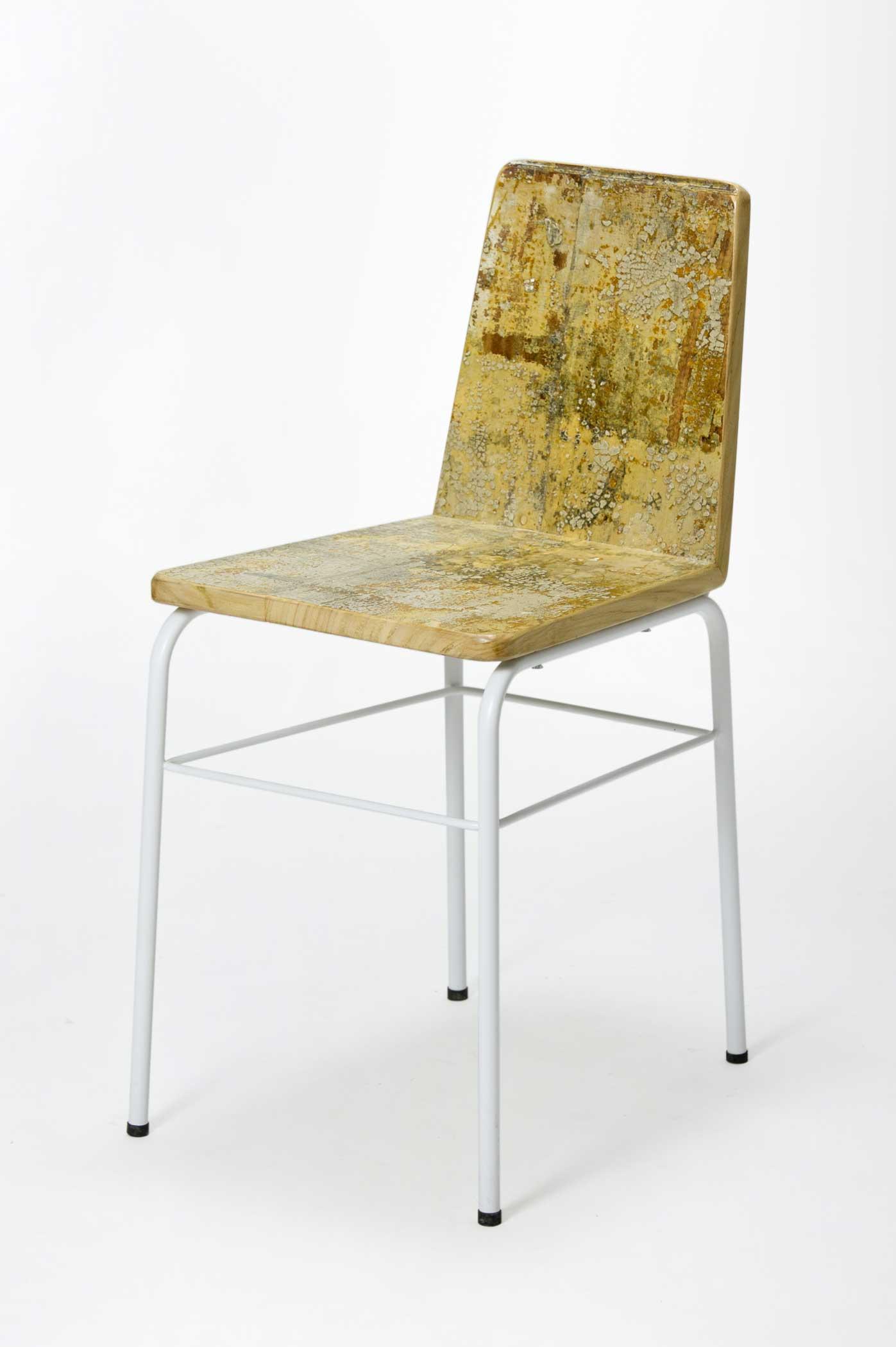 Sedia design vintage in legno