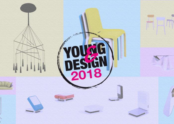 Concorso Young¬Design 2018 al salone del Mobile di Milano