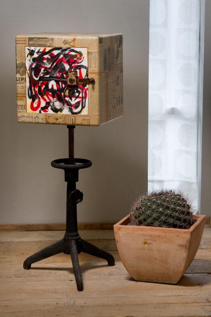 Mobile arte e design di Marzia Spinetti e Laquercia21