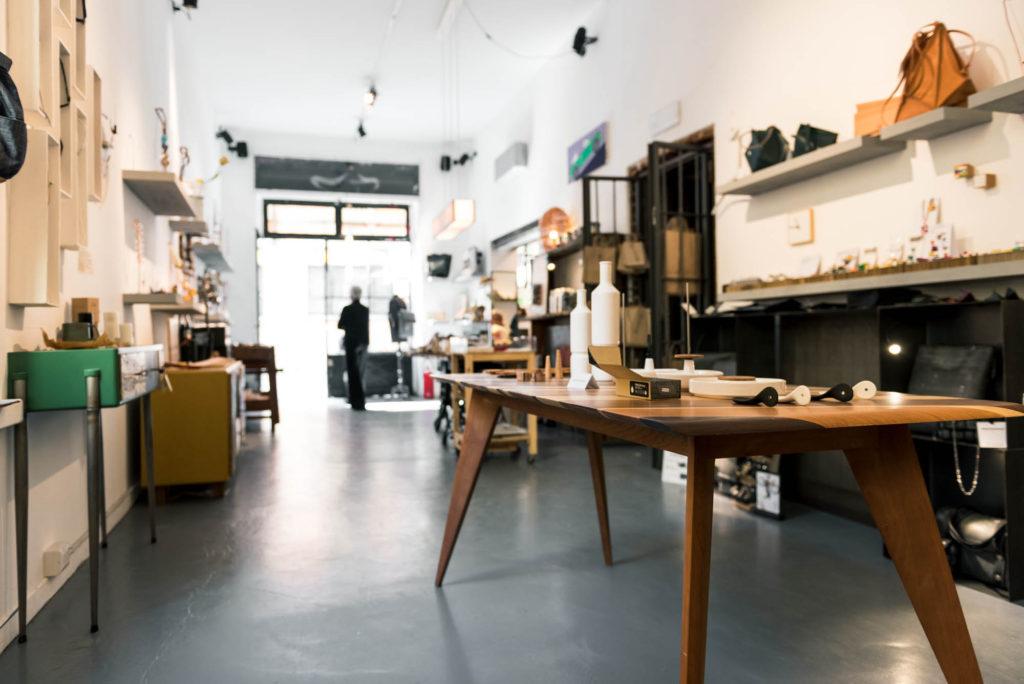 Brandstorming concept store del design nei Navigli di milano