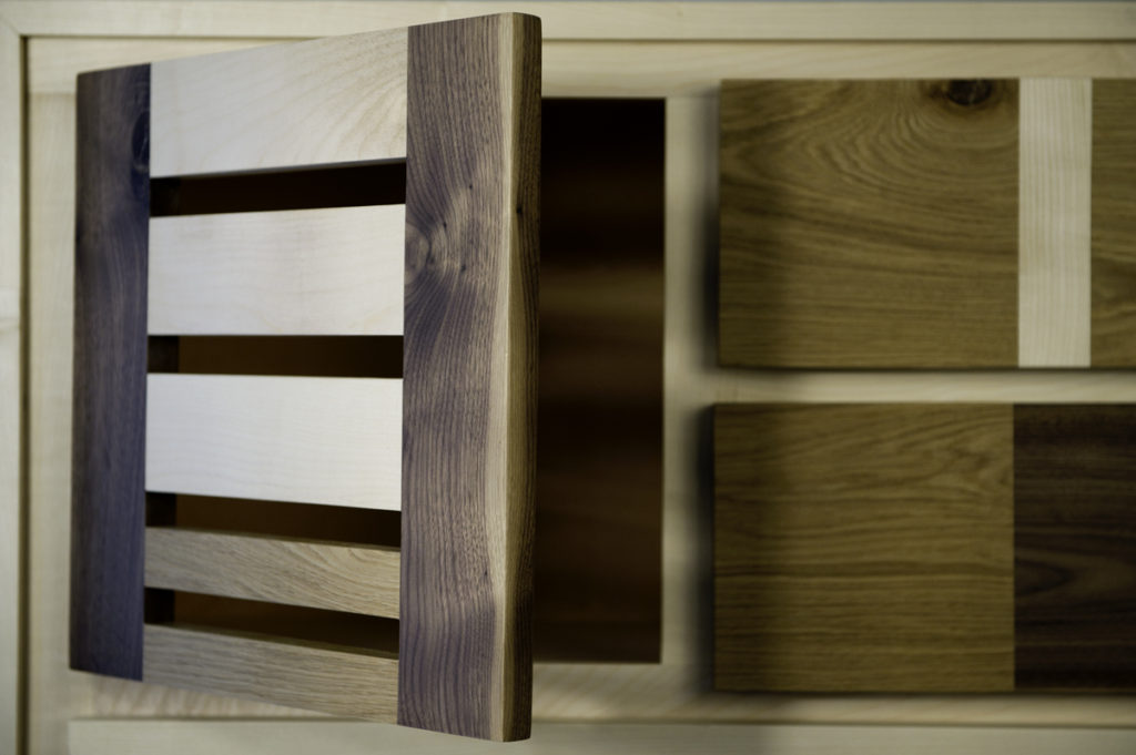 Anta in legno