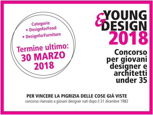 YOUNG&DESIGN 2018 come partecipare