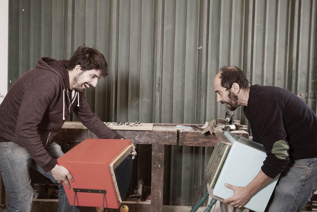 Laboratorio di falegnameria, design artigianale umbria. Laquercia21 su misura