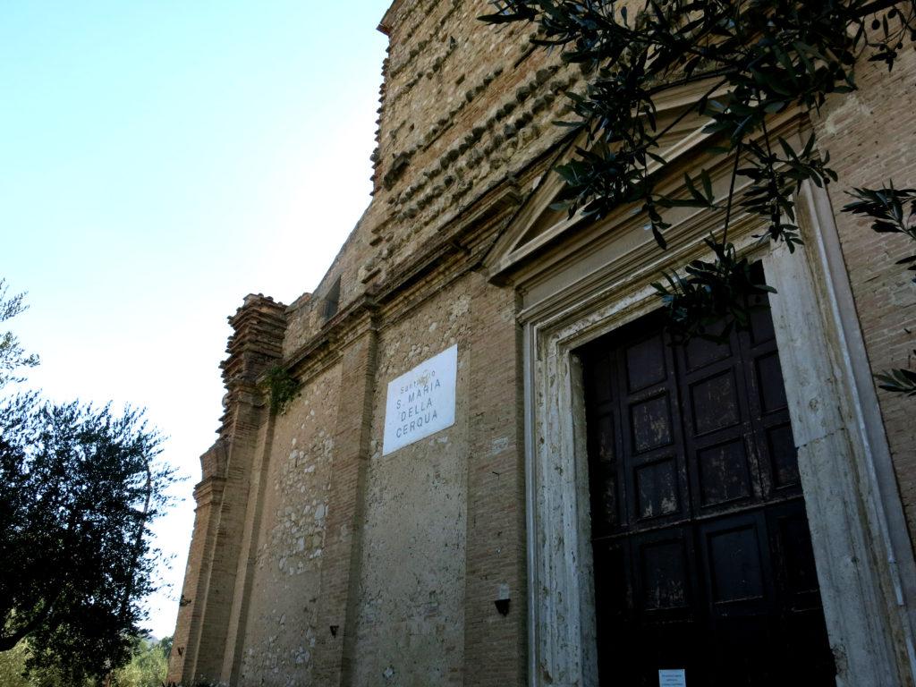 Santa Maria de la Cerqua, La Quercia di Narni, laboratorio di design artigianale