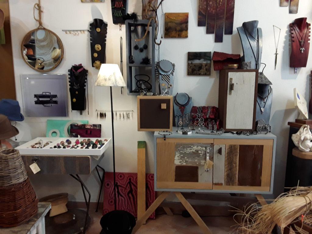 Studio D.Ro. e Laquercia21 temporary shop al lago di Bolsena
