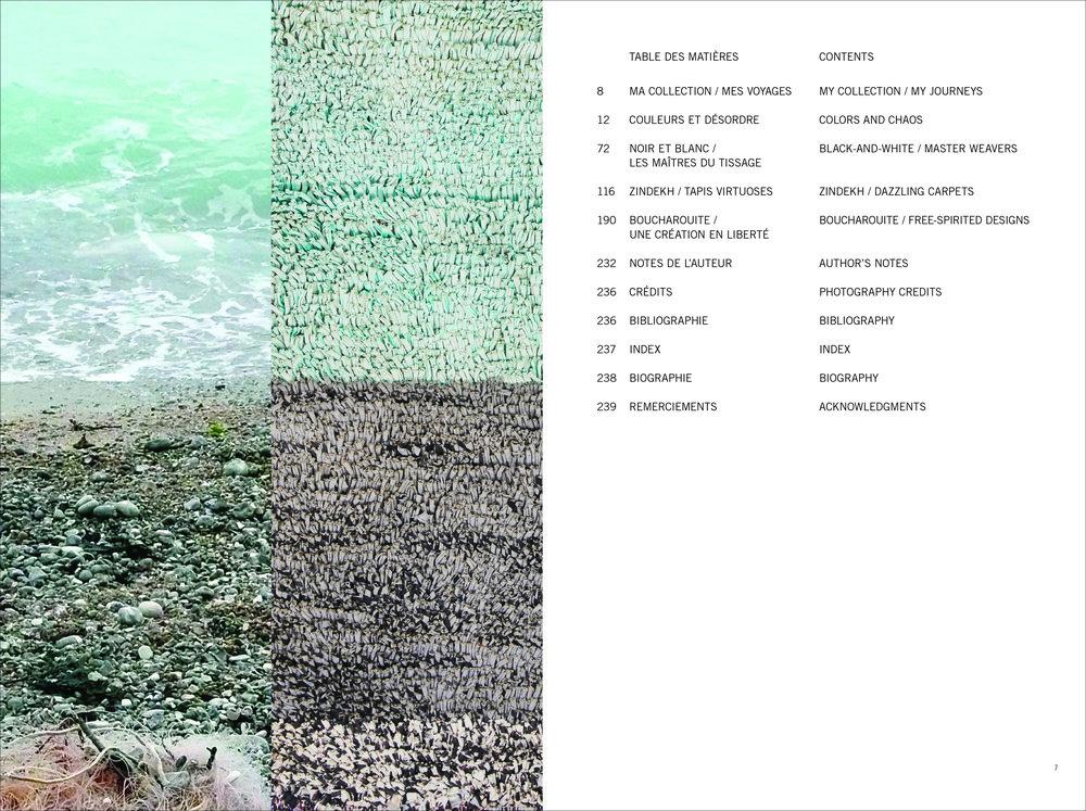 Pointed Leaf Press libro dedicato ad oggetti di design e tappeti marocchini Laquercia21