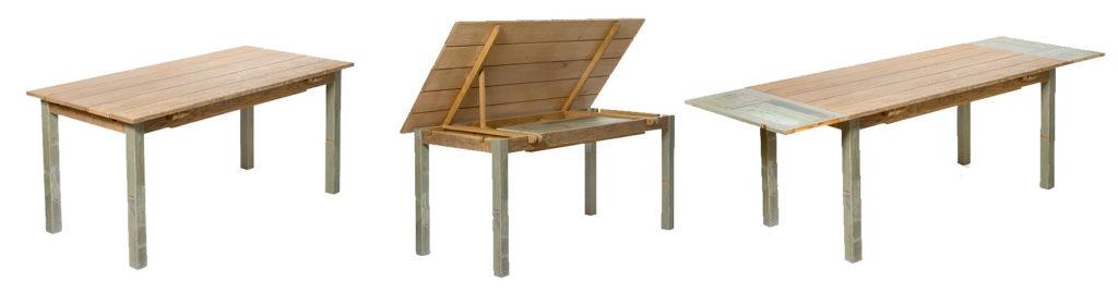 Progetto Tavolo Allungabile Legno.Il Tavolo Da Pranzo Fisso O Allungabile