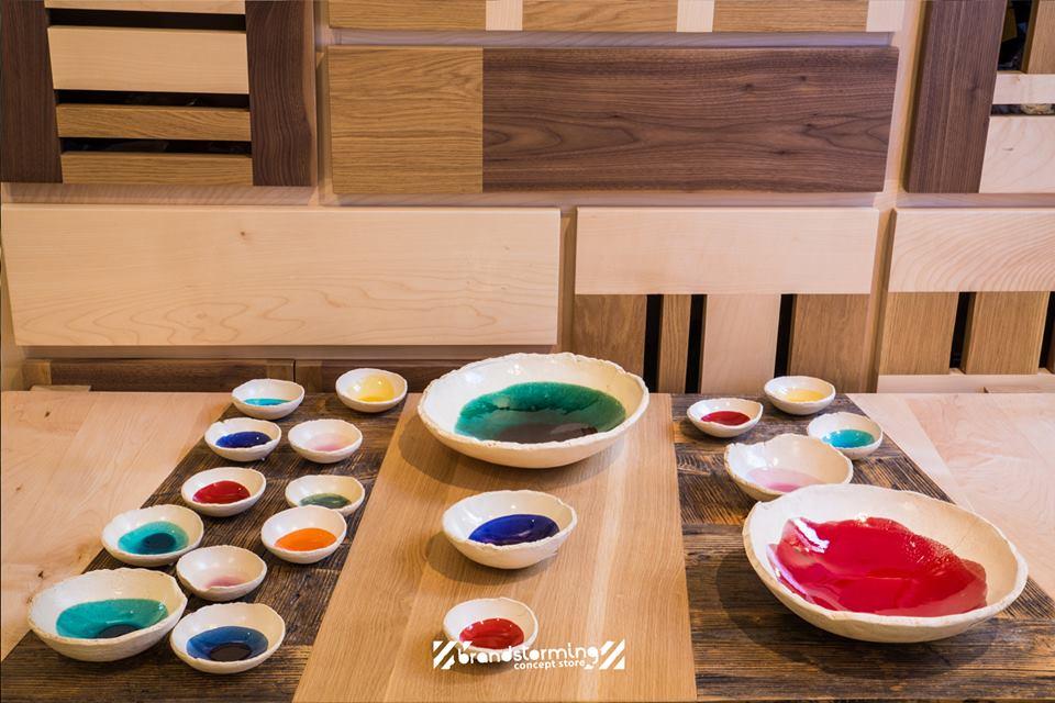 tavolo in legno di recupero e legno massello