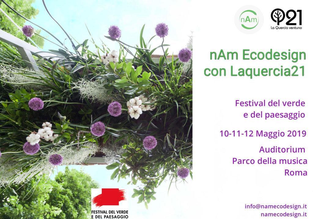 festival del verde e del paesaggio ecodesign 2019