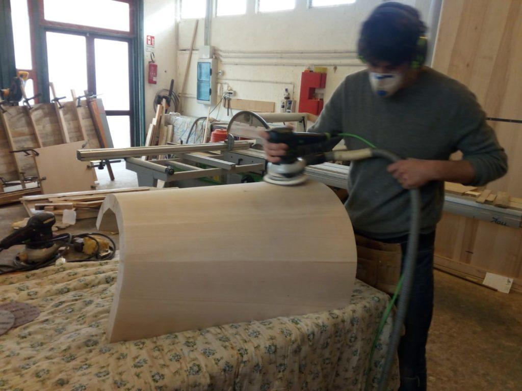 falegnameria artigianale umbra tavoli