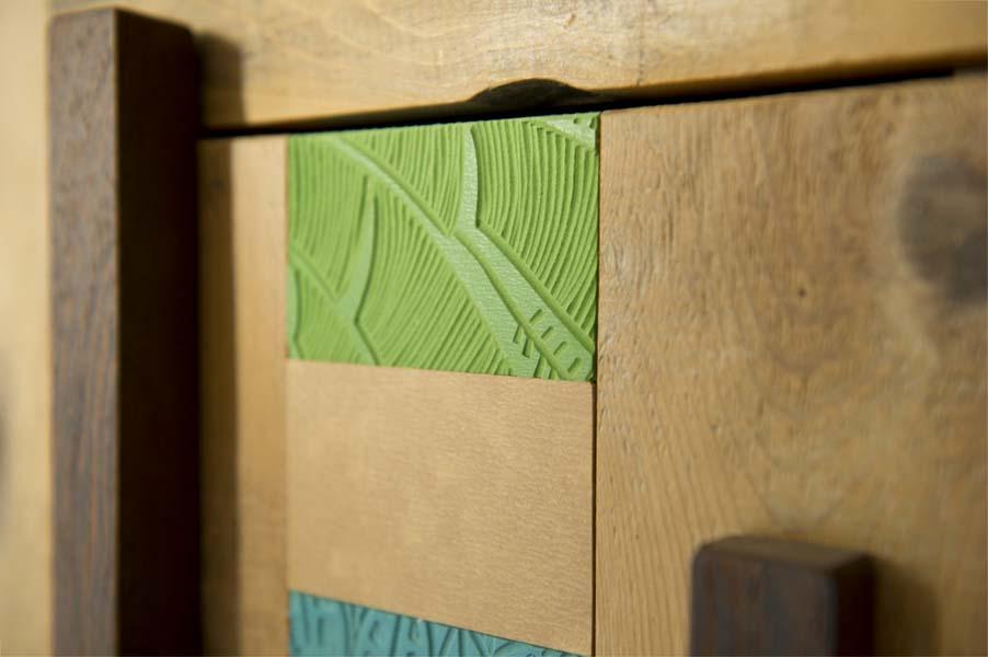 mobili legno e linoleum mostra la via del lino narni