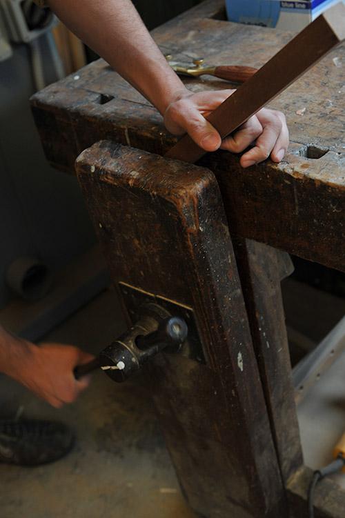 tornio falegname per mobili artigianali