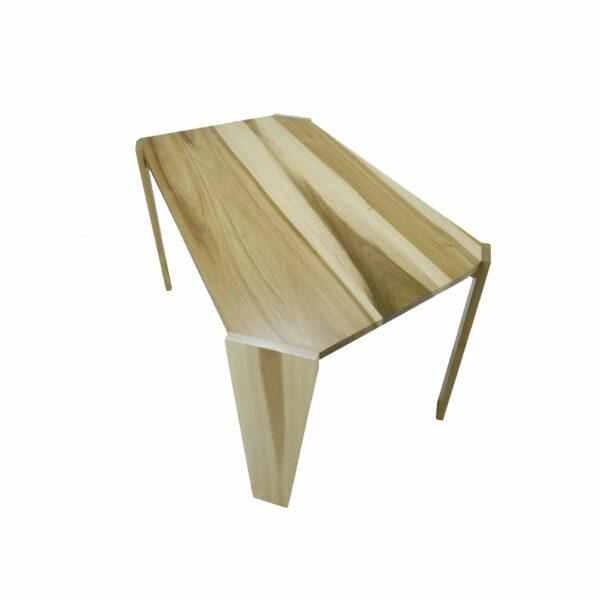 tavolo trapezio laquercia21 massello