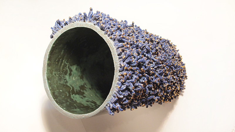 ceramica artistica umbra Martina Lignini
