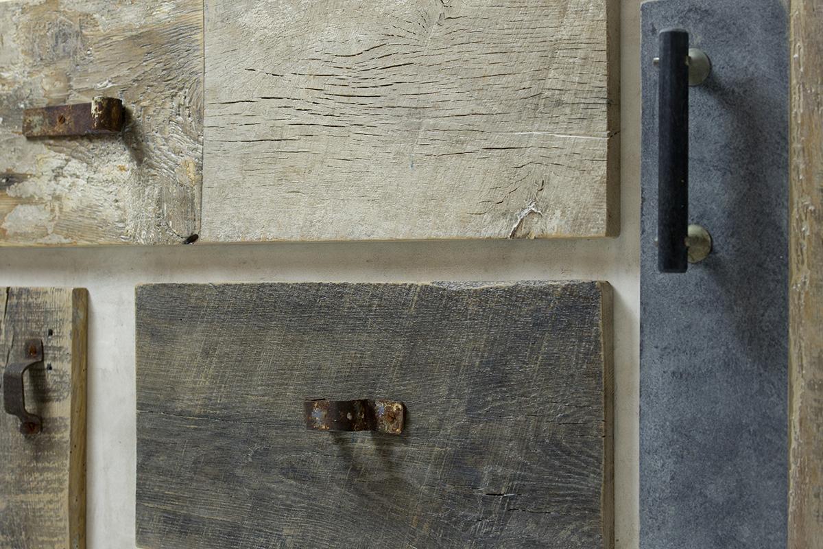 legno di recupero credenza artica