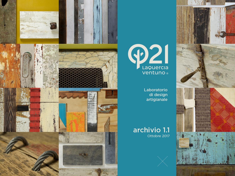 scarica il catalogo mobili artigianali laquercia21