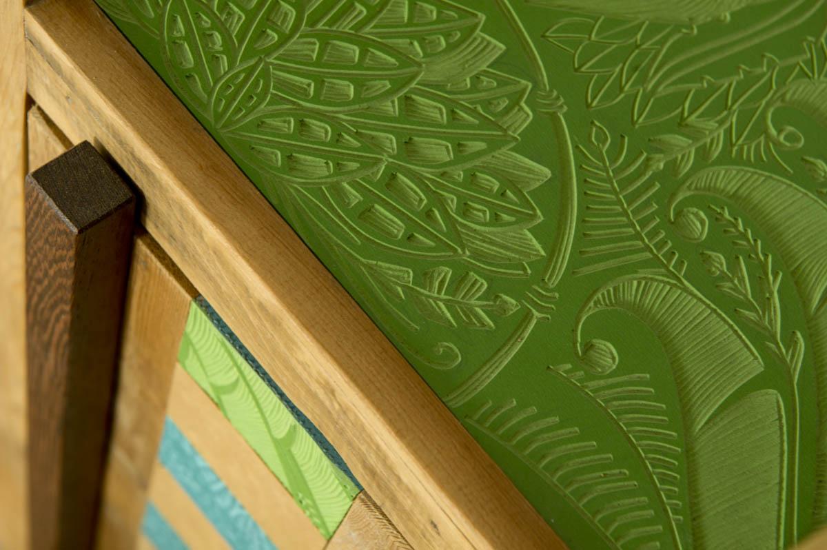 linoleum design e incisione