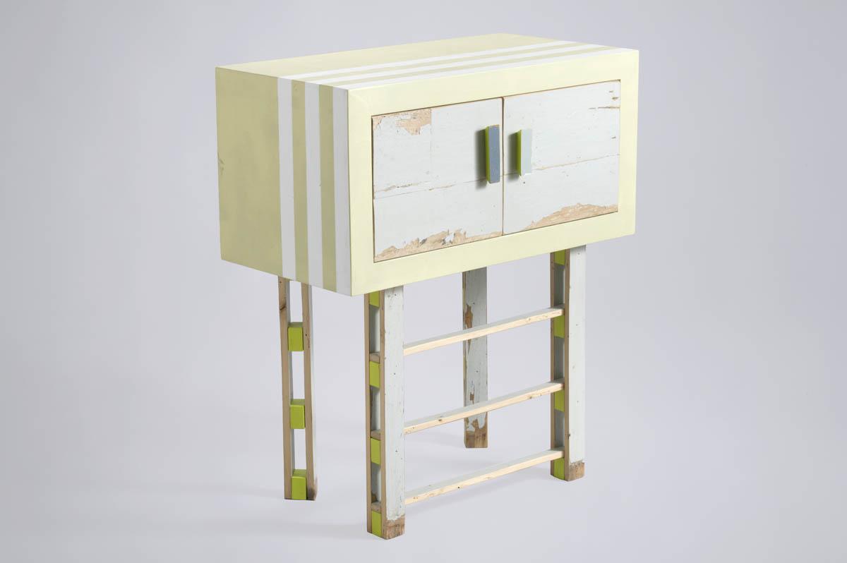 mobili soggiorno colorati