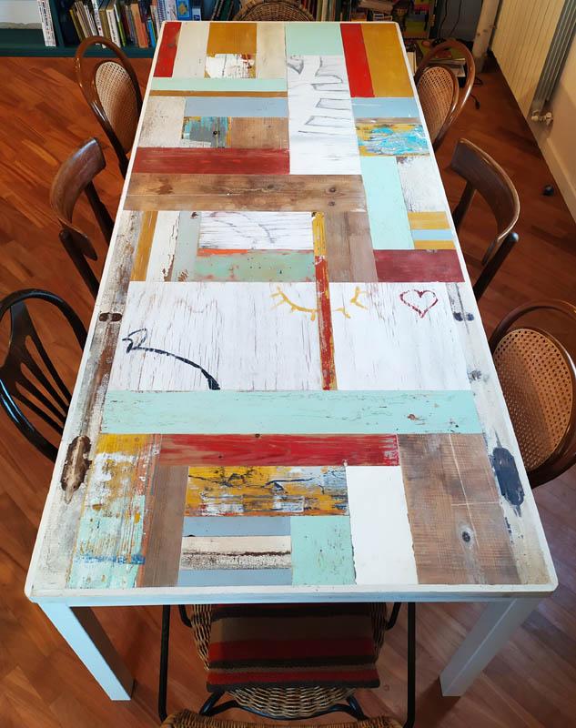 tavolo per soggiorno